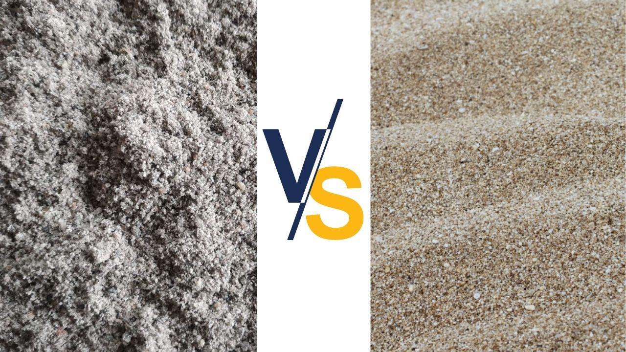 M sand in Bangalore
